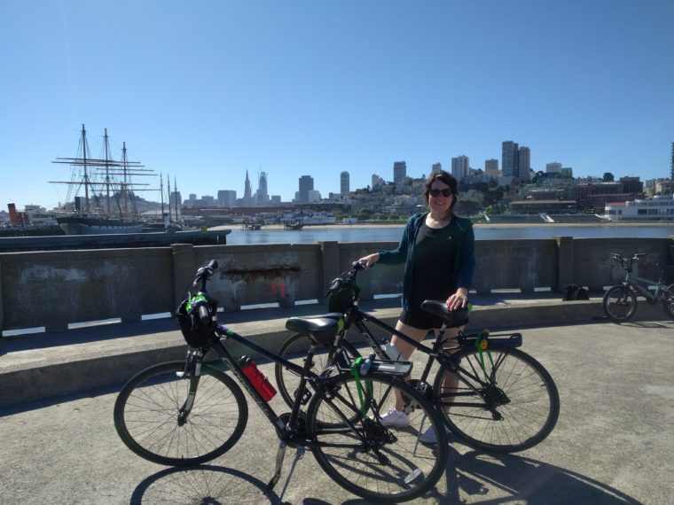 sf-ggb-bike-pier-pauline-c-w-bound