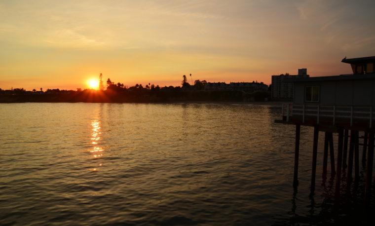 santa-cruz-sunset-fisherman-wharf-c-w-bound
