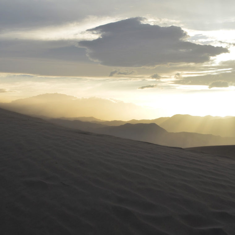 DeathValley-mesquite-dune-sunset-c-w-bound