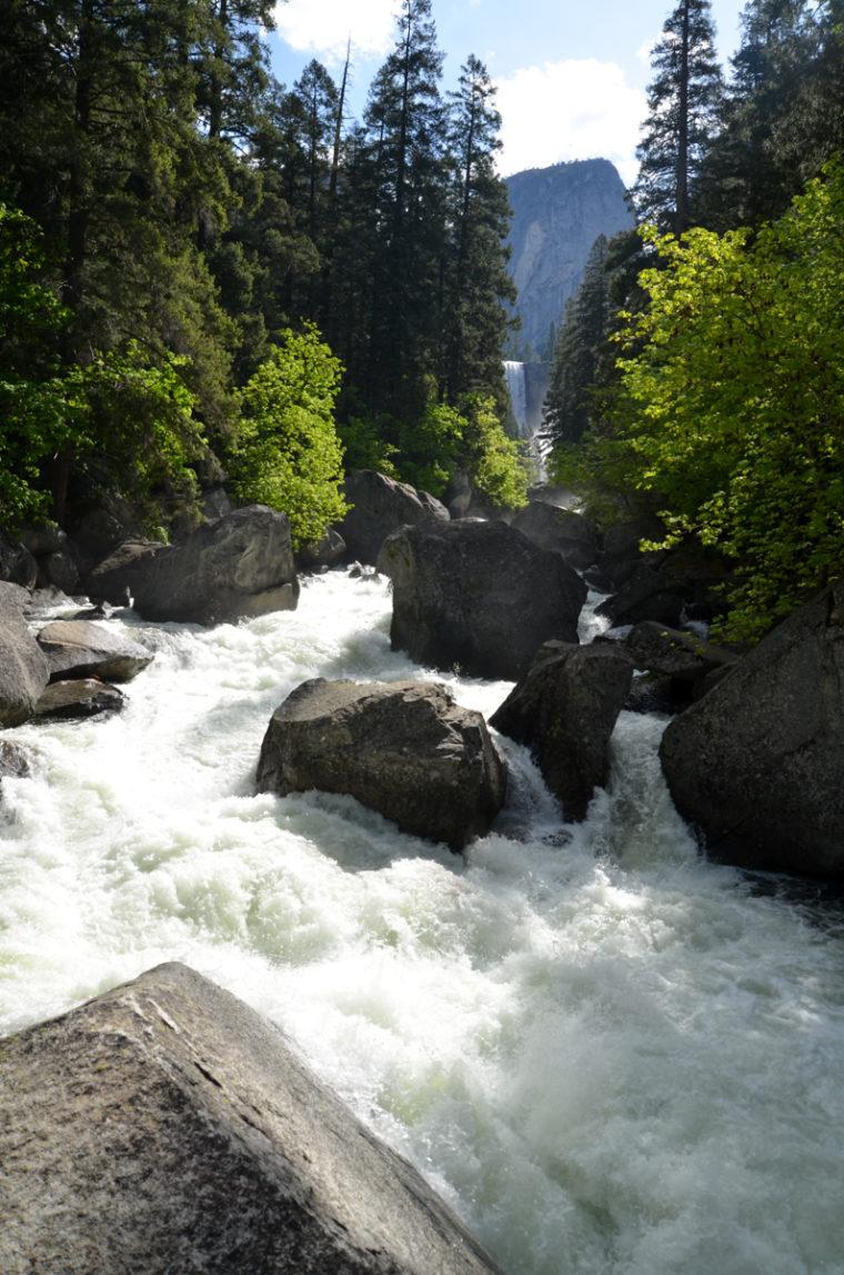 Yosemite-vernall-falls-trail-c-w-bound