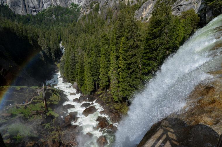 Yosemite-vernall-falls-rainbow-c-w-bound