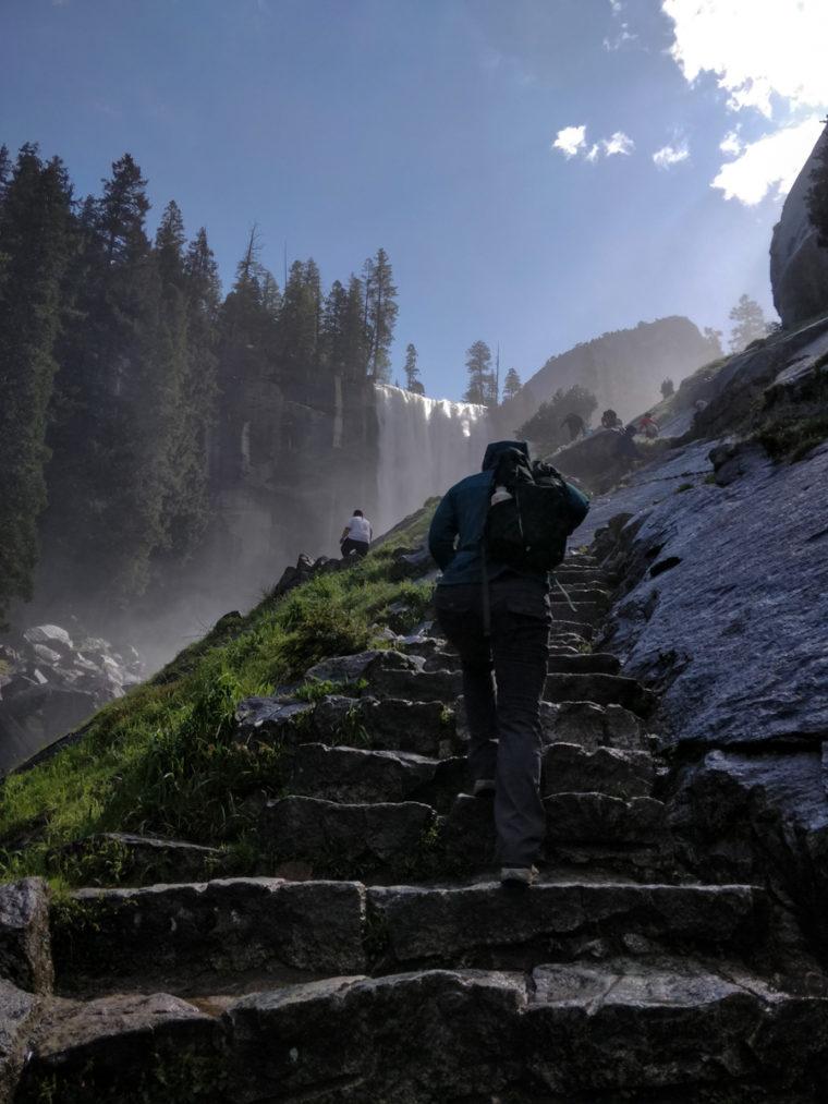 Yosemite-vernall-falls-mist-pauline-c-w-bound